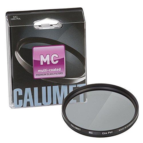 Calumet 72mm Circular Polariser MC - Compendium Hood Lens