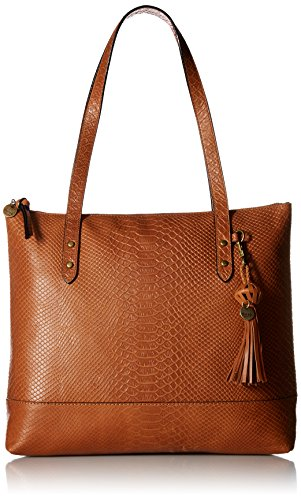 The Sak The Collective Arriba Tote Bag, tobacco exotic