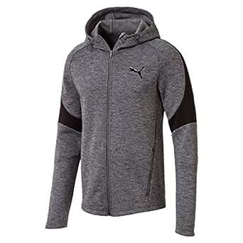 Puma Evostripe FZ Hoody Sweatshirt, Hombre