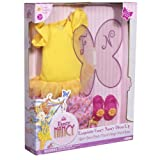 Azure Butterfly Outfit for Fabulous Fancy Nancy Doll, Baby & Kids Zone