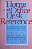 Home Office Desk Reference : Borders Press Edition, Mary De Vries, 0136190731