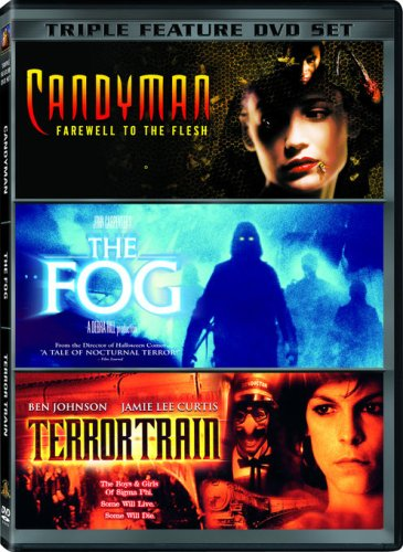 Revenge Is Sweet Triple Feature (Candyman: Farewell to the Flesh / The Fog / Terror -