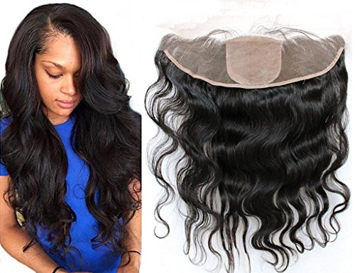 Ear To Ear Lace Frontal Closure Silk Base Body Wave 13x4