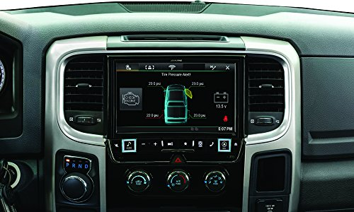 Alpine Electronics X009-RAM 9'' Restyle Dash System for Select Ram 1500, 2500 & 3500 Trucks by Alpine (Image #2)
