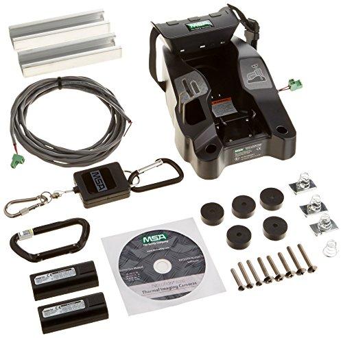MSA 10145771 E6000 Vehicle Kit, Thermal Imaging Camera