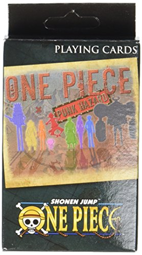 One Piece Punk Hazard Playing Cards Cool Anime Pin One Piece Card Game