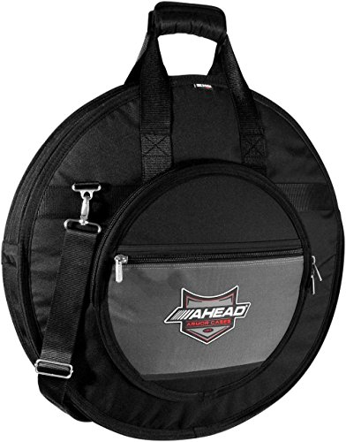 Ahead Drum Set Case (AA6024) - Pro Cymbal Bag