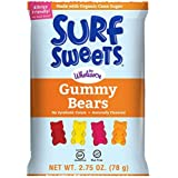 Surf Sweets Gummy Bears, 2.75-Ounce Bags (Pack of 12)