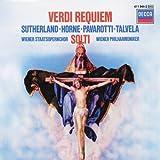 Verdi: Requiem / Sutherland, Horne, Pavarotti, Talvela, Solti