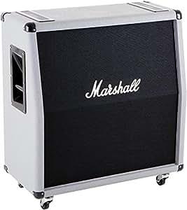 Marshall 2551AV Silver Jubilee Angled 4x12 Guitar Speaker Cabinet