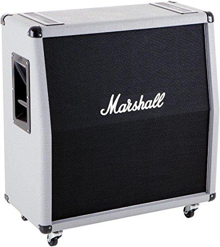 240w 4x12 Guitar (Marshall 2551AV Silver Jubilee Angled 4x12 Guitar Speaker Cabinet)