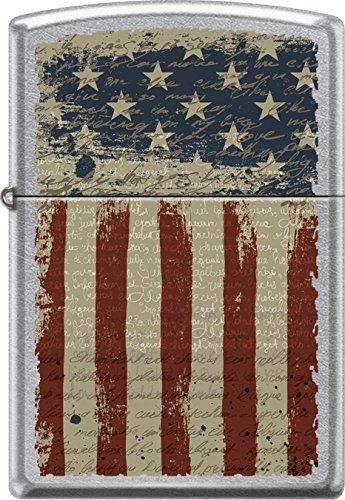 Zippo American Patriotic Weathered Lighter product image