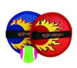 Wet Splash Hand Strap Velcro Tennis Ball Catch Game - Colors May Vary
