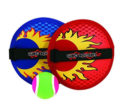 UPC 096362229388, Wet Splash Hand Strap Velcro Tennis Ball Catch Game - Colors May Vary