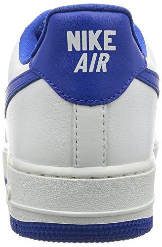 Nike Heren Tijger Woods Collectie Geruite Stretch Jurk Kort Wit