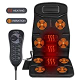 Naipo Car Seat Vibrating Massager Seat Cushion Massager - Best Reviews Guide