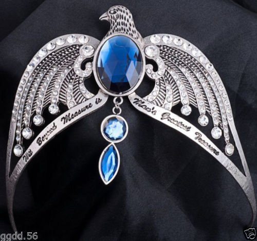 Lost Diadem of Ravenclaw Lord Voldemort's Horcrux & Deathly Hallows