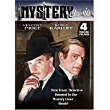 Mystery Classics : 4 Feature Films