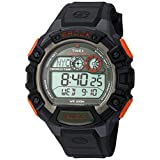 Timex Men's TWH2Z9310 Expedition Global Shock Black/Orange/Green Resin Watch