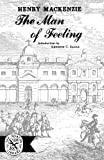 img - for The Man of Feeling (The Norton Library) book / textbook / text book