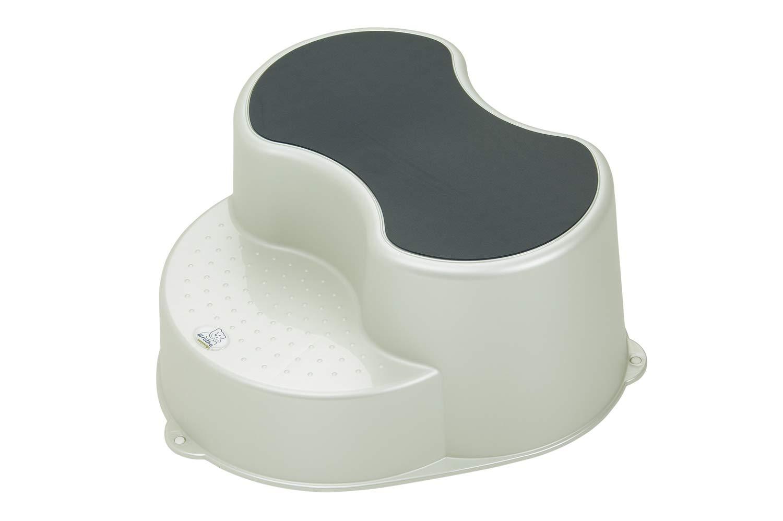 Rotho Baby Design Top Children's Step Stool (Pearl White Cream) Rotho Babydesign 20005 0100