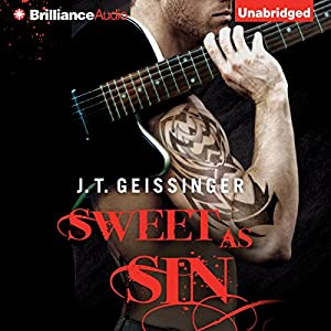 Sweet as Sin Audiobook