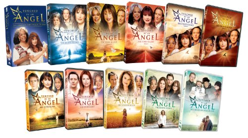 Touched by an Angel: Complete Series Pack