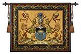 Fine Art Tapestries ''Love Strength Courage'' Wall Tapestry