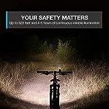 Vont 'Scope' Bike Light, Bicycle Light Installs in