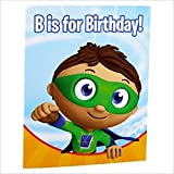 super why invitations - Super Why Invitations w/ Env. (8ct)