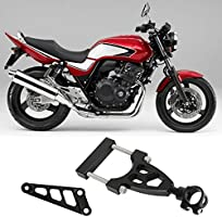 Chassis Motorbikes, Accessories & Parts Qii lu Motorcycle CNC Steering Damper Stabilizer Mounting Bracket Fit For CB400 VTEC 99-10