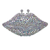 Fawziya Crystals Lips Purses A