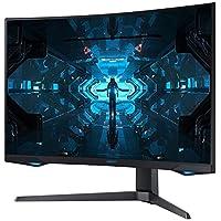 """Samsung Odyssey G7 32"""" 240Hz QHD 1ms G-Sync Ready Curved QLED Gaming Monitor"""
