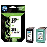 HP 350XL and 351XL Ink Bundle