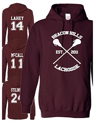 Hills Beacon E Mccall 37 Gildan Adulti Whittemore Per Cappuccio S Bambini Lacrosse 45dHq
