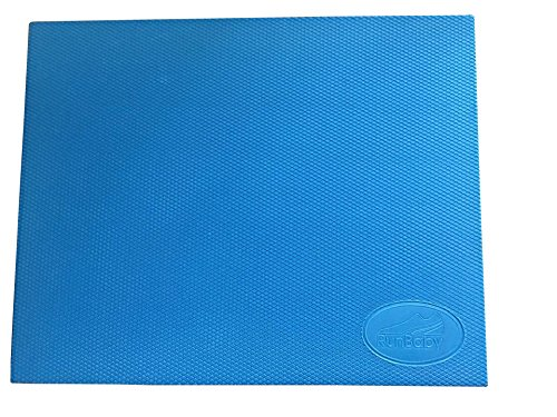 Balance Pad Wobble Board Trainer
