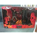 Freddy Vs Jason Movie Deluxe Box Action Figure Set by Horror