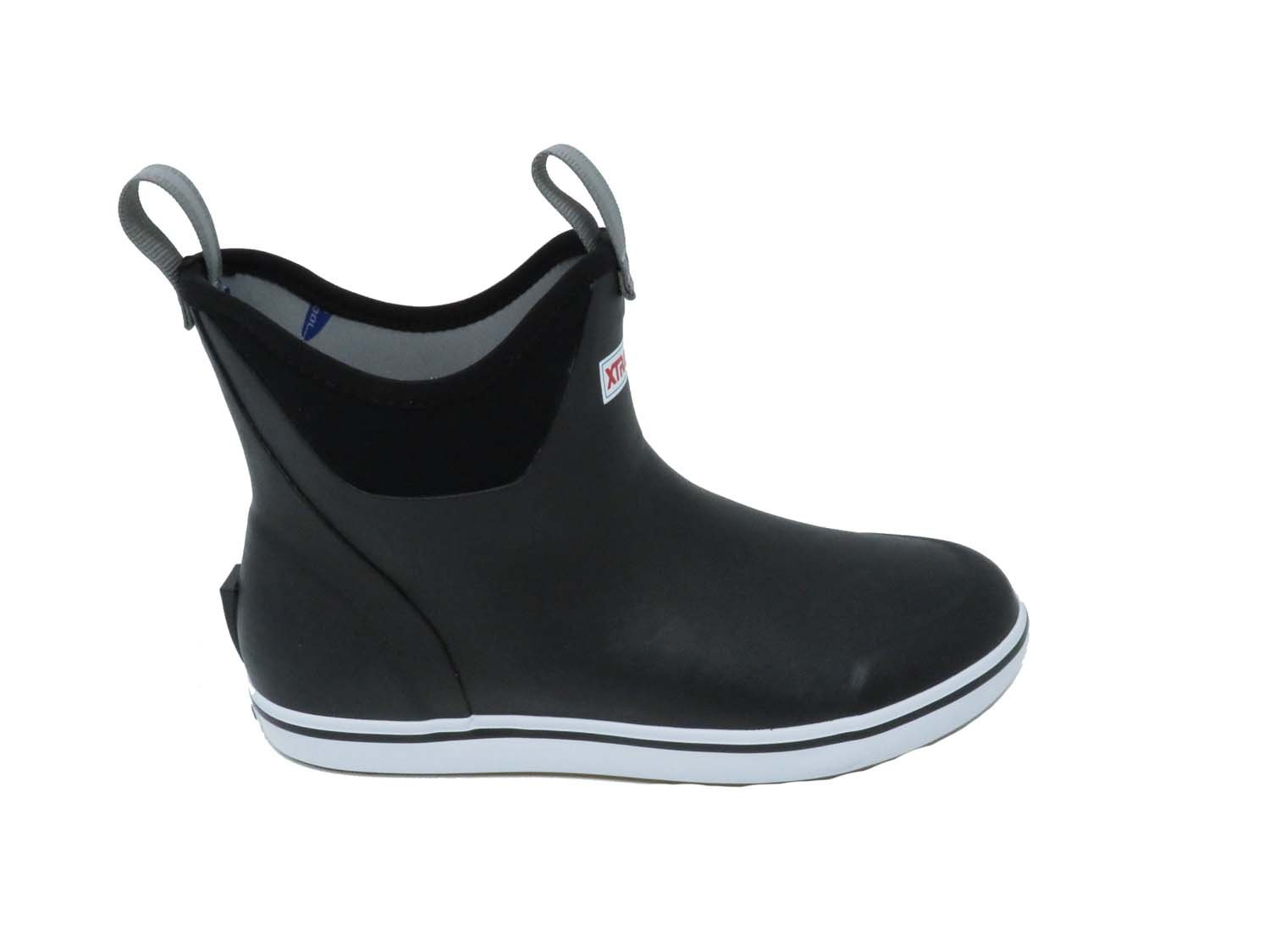 XtraTuf Deck Ankle Boot - Black - Size 14