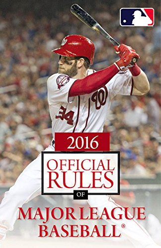 2016 Official Rules of Major League Baseball
