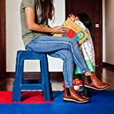 Mindable Stacking Stool 18-Inch Set of 6