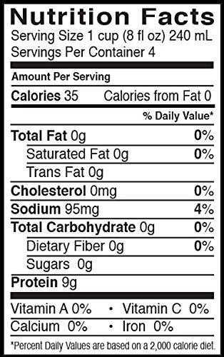 Pacific Foods, Organic Bone Broth - Chicken (Pack of 6)