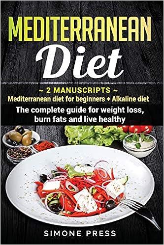 weight loss mediterranean diet book