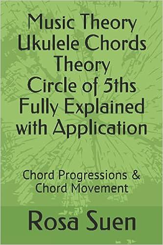 Amazon Music Theory Ukulele Chords Theory Circle Of 5ths Fully