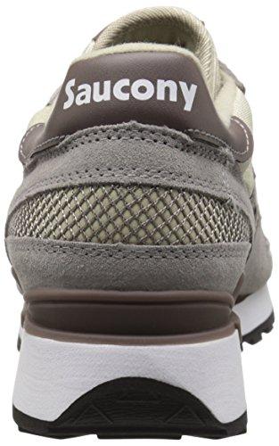 Saucony Saucony Jazz Original Men Herren Sneakers Grau / Sand