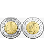 2017 $2 Toonie: The Battle of Vimy Ridge (1 Coin)