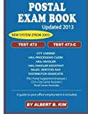 img - for Postal Exam Book for Test 473 and 473-C by Kim Albert B. (2013-08-01) Paperback book / textbook / text book