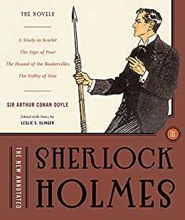 The New Annotated Sherlock Holmes: The Novels (Slipcased Edition)  (Vol. 3) by [Doyle, Arthur Conan]