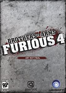 Brothers In Arms Furious 4 - Standard Edition