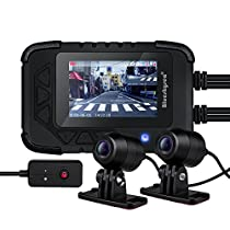 Blueskysea Motorcycle Dash Cam