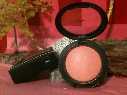 MAC Mineralize Blush, Dainty